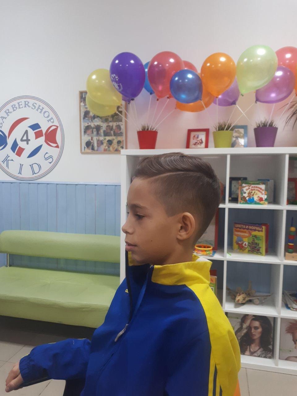 фотография Детской парикмахерской BarberKids