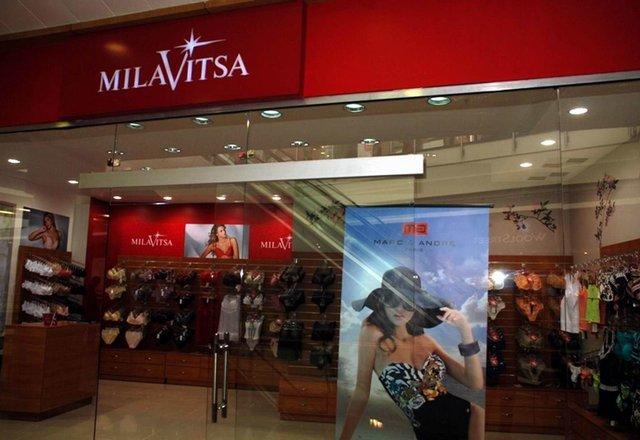 0481c8024b3f Магазин нижнего белья Milavitsa в ТЦ О'КЕЙ - отзывы, фото, каталог ...