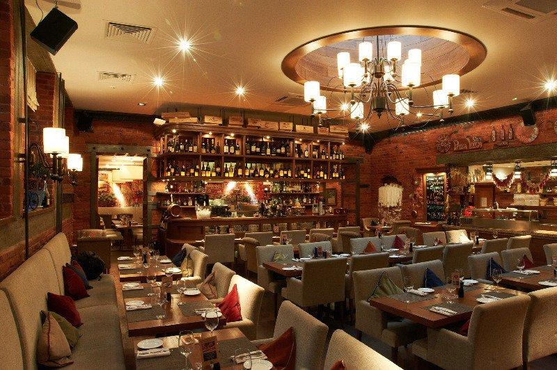 фотография Ресторана IL Forno в 1-м Обыденском переулке