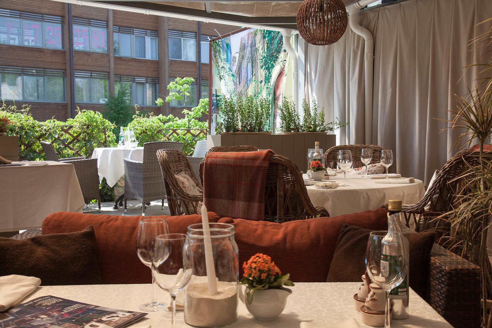 фотография Ресторана Osteria Di Campanga в Жуковке