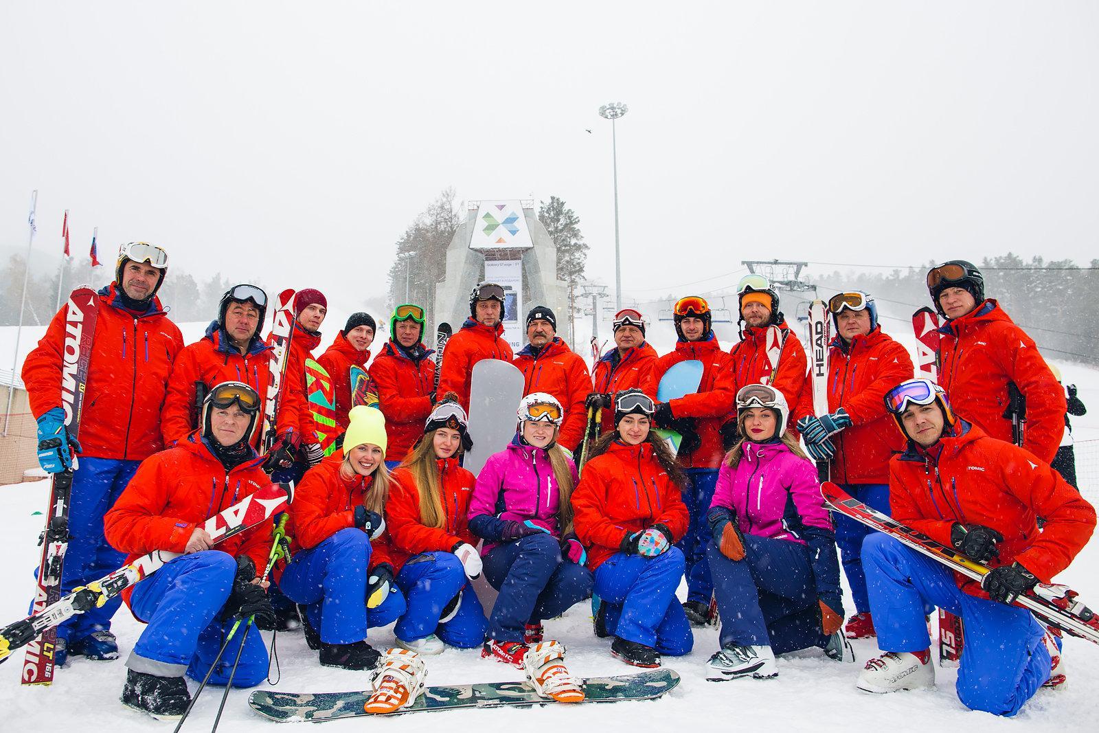 фотография Центра обучения катанию на горных лыжах и сноуборде на Сибирской улице