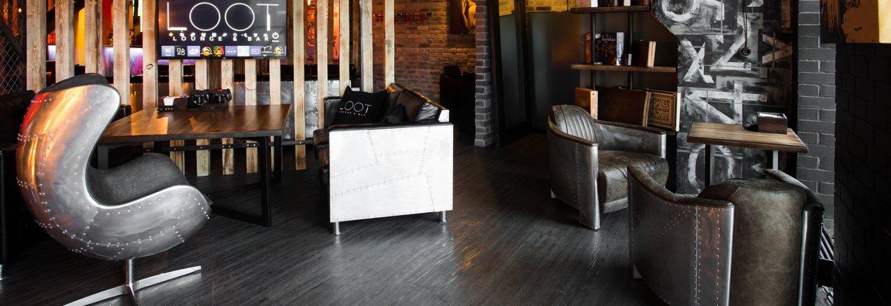 фотография Лаунж-бара LOOT lounge&bar на Новоостаповской улице