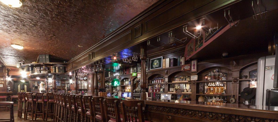 Фотогалерея - Паб, клуб и ресторан BEN HALL на улице Народной Воли, 65