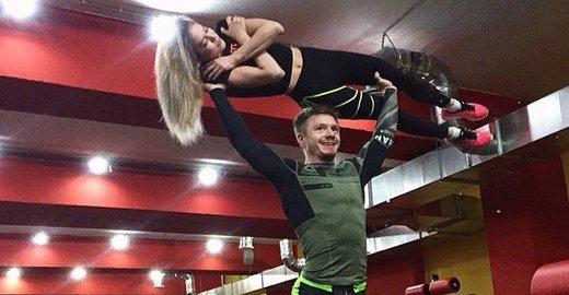 фотография Фитнес & Кроссфит клуб Селфи в ТЦ Мегаполис