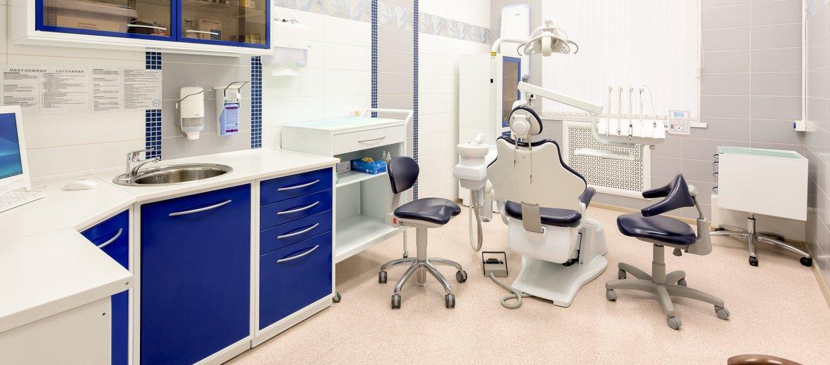 Фотогалерея - Стоматологический центр Эксперт на Коломяжском проспекте