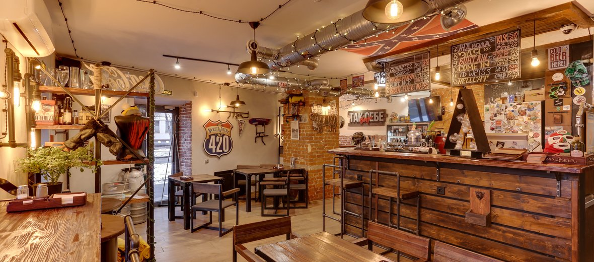 Фотогалерея - Стейк хаус Steak and Beer corner