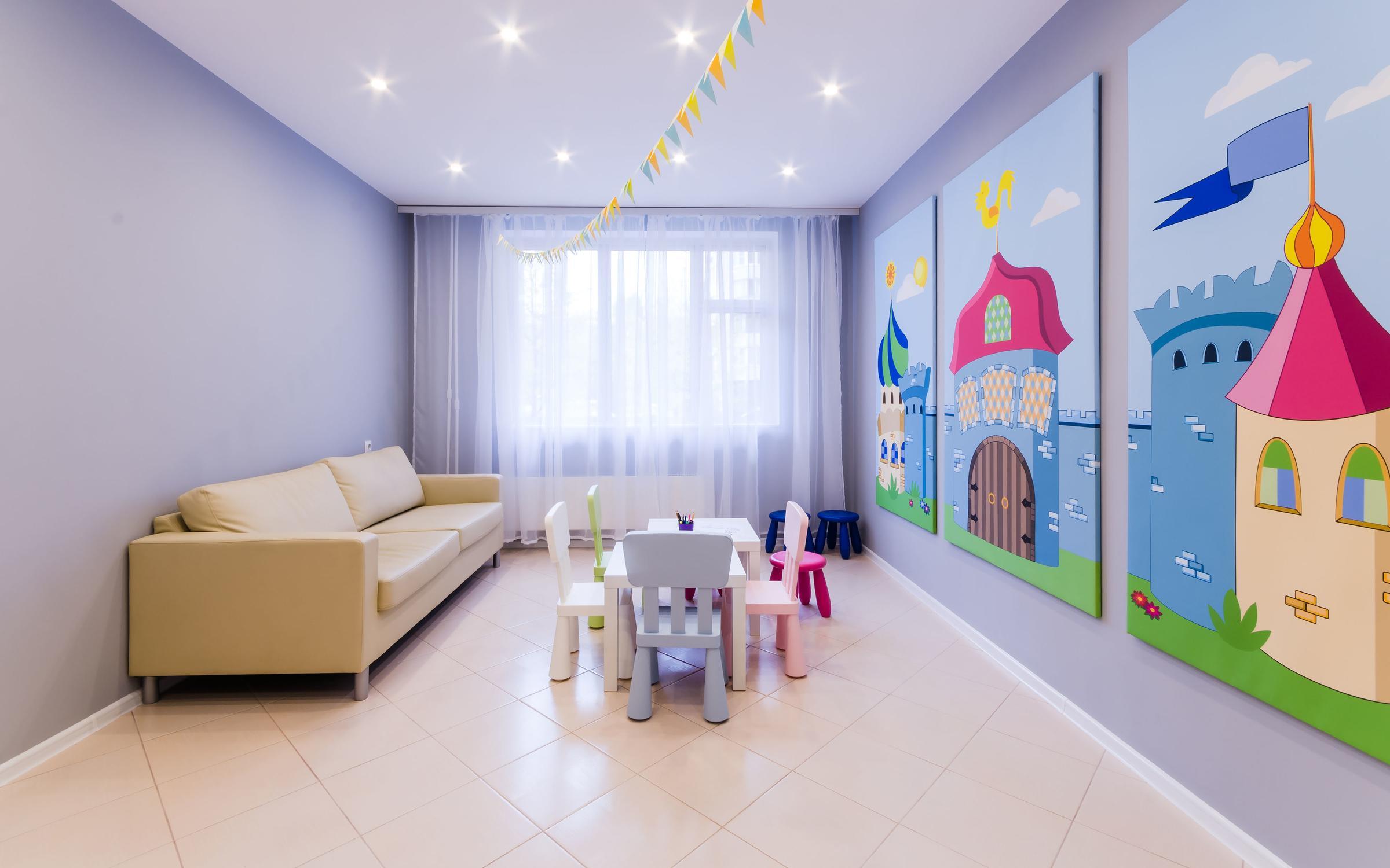 фотография Детского клуба Семь царств в 1-м Очаковском переулке