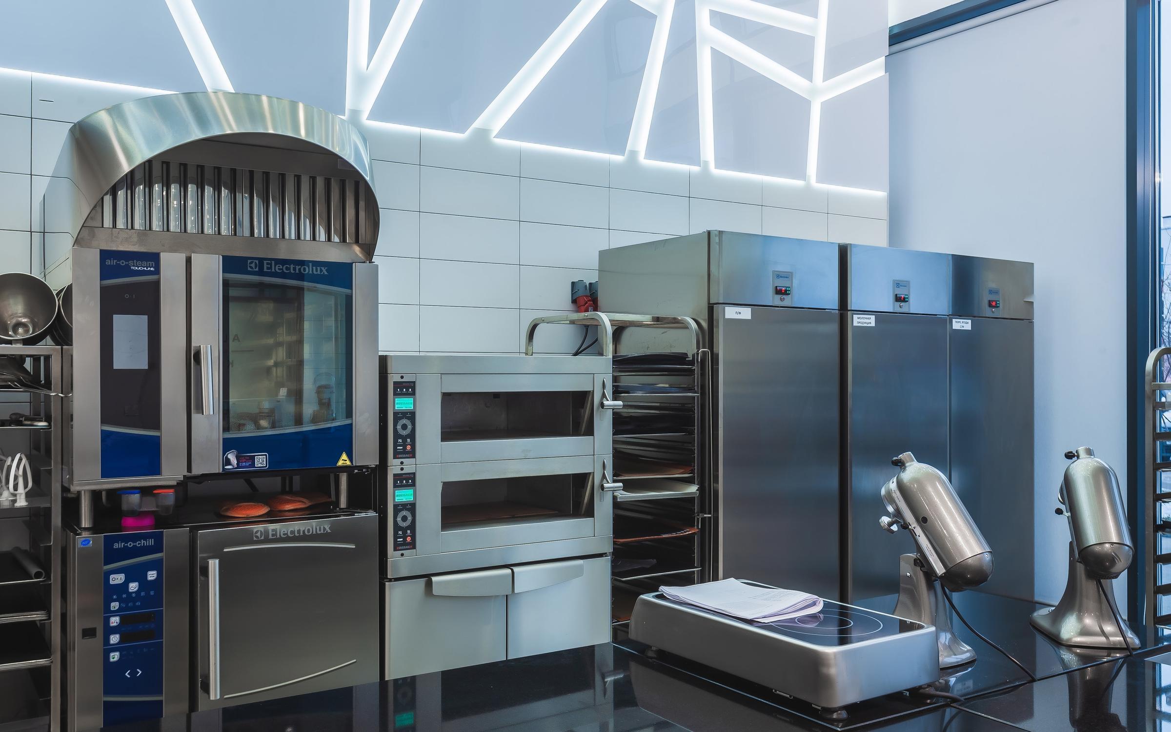 фотография Международной кулинарной школы Александра Кислицына VIP Masters на метро Ботанический сад