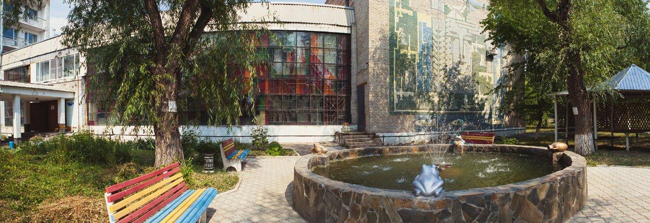 фотография Центра восстановительной медицины и реабилитации Министерства здравоохранения Омской области в Чернолучье