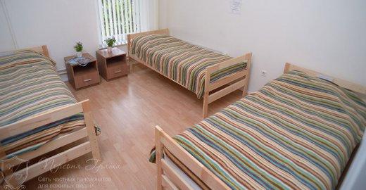 Дом престарелых в москве тихая гавань проектирование частных домов и коттеджей москва