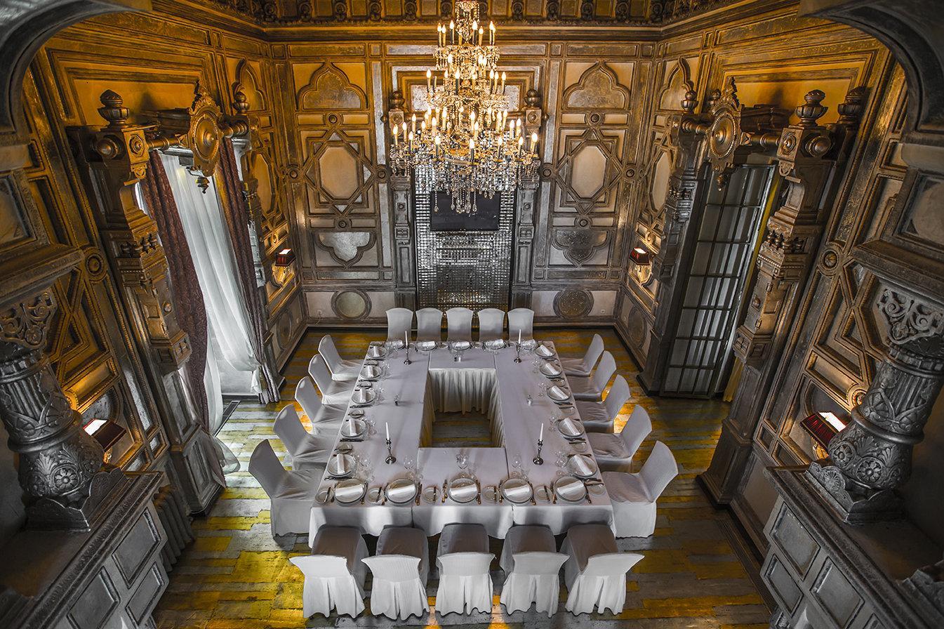 фотография Ресторана Parisienne на Ленинградском проспекте