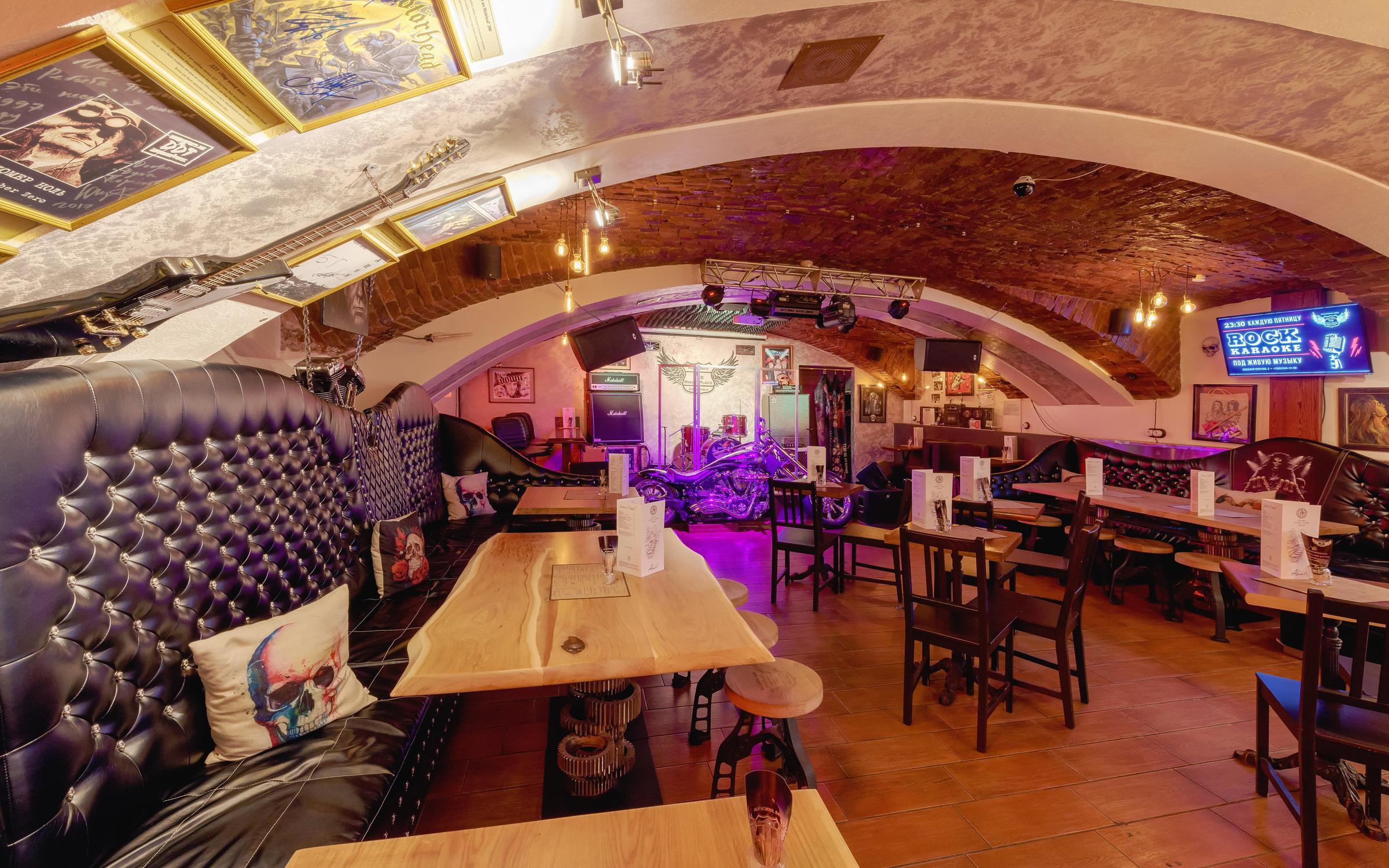 фотография Ресторана The Right Place на станции метро Невский проспект
