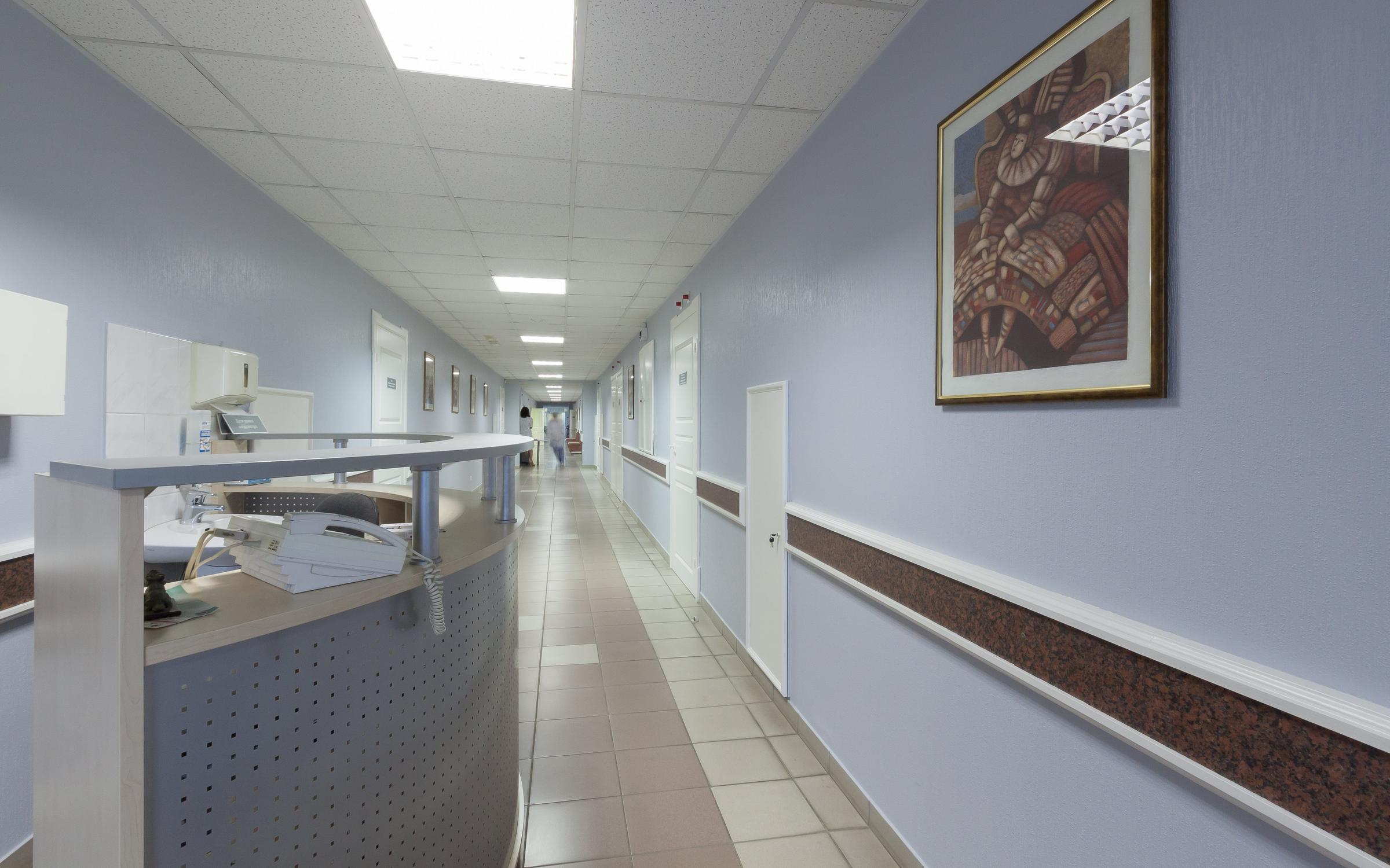 Официальный сайт медицинского центра надежда