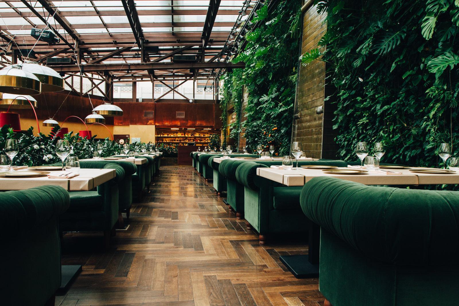 фотография Ресторана La bella societa в ТЦ Модный Сезон