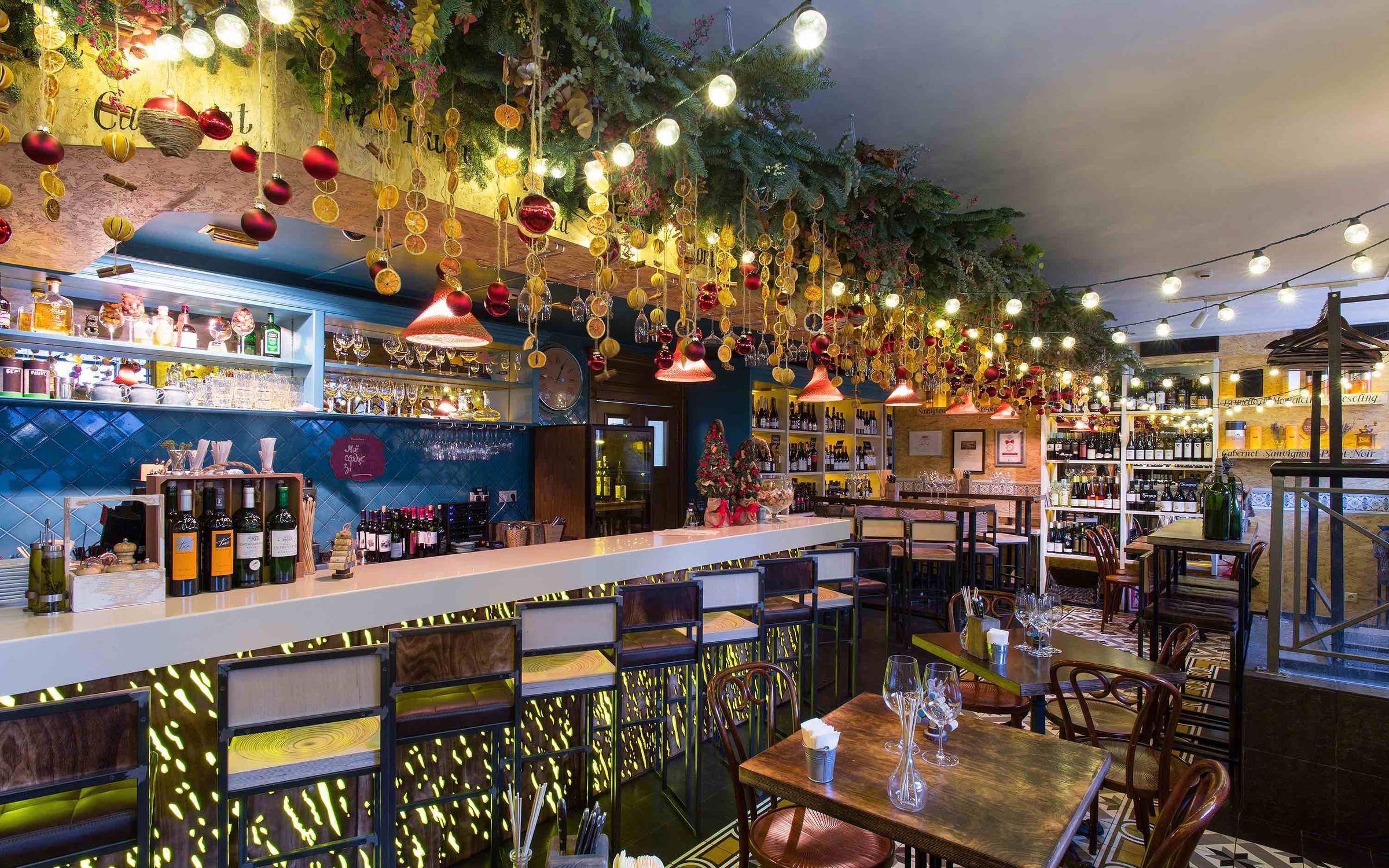 фотография Ресторана & бара Винный базар на Никитском бульваре