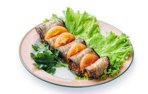 фотография Закуски из овощей