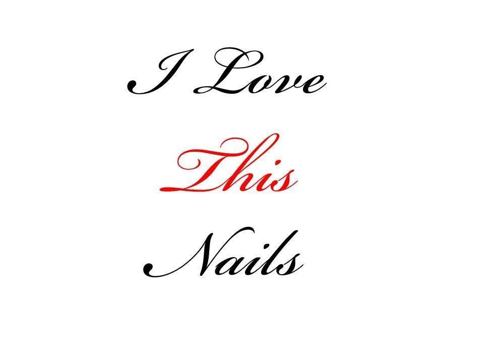 фотография Студии I Love This Nails