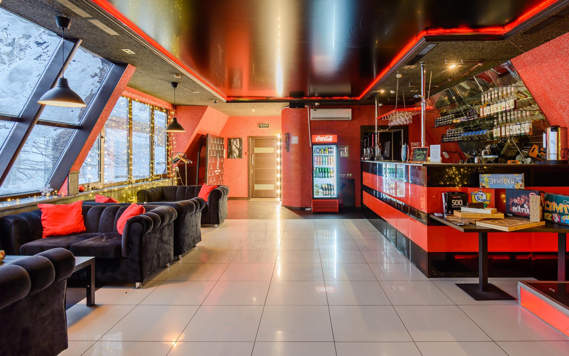 фотография Центра паровых коктейлей Smoke Lounge Кальянная №1 на улице Лётчика Бабушкина