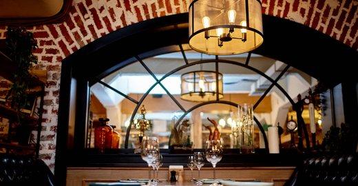фотография Ресторана Mr. Drake на Кутузовском проспекте