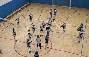 фотография Тренировки по волейболу для детей