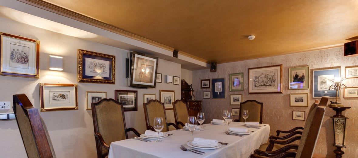 Фотогалерея - Ресторан RIX на Кутузовском проспекте