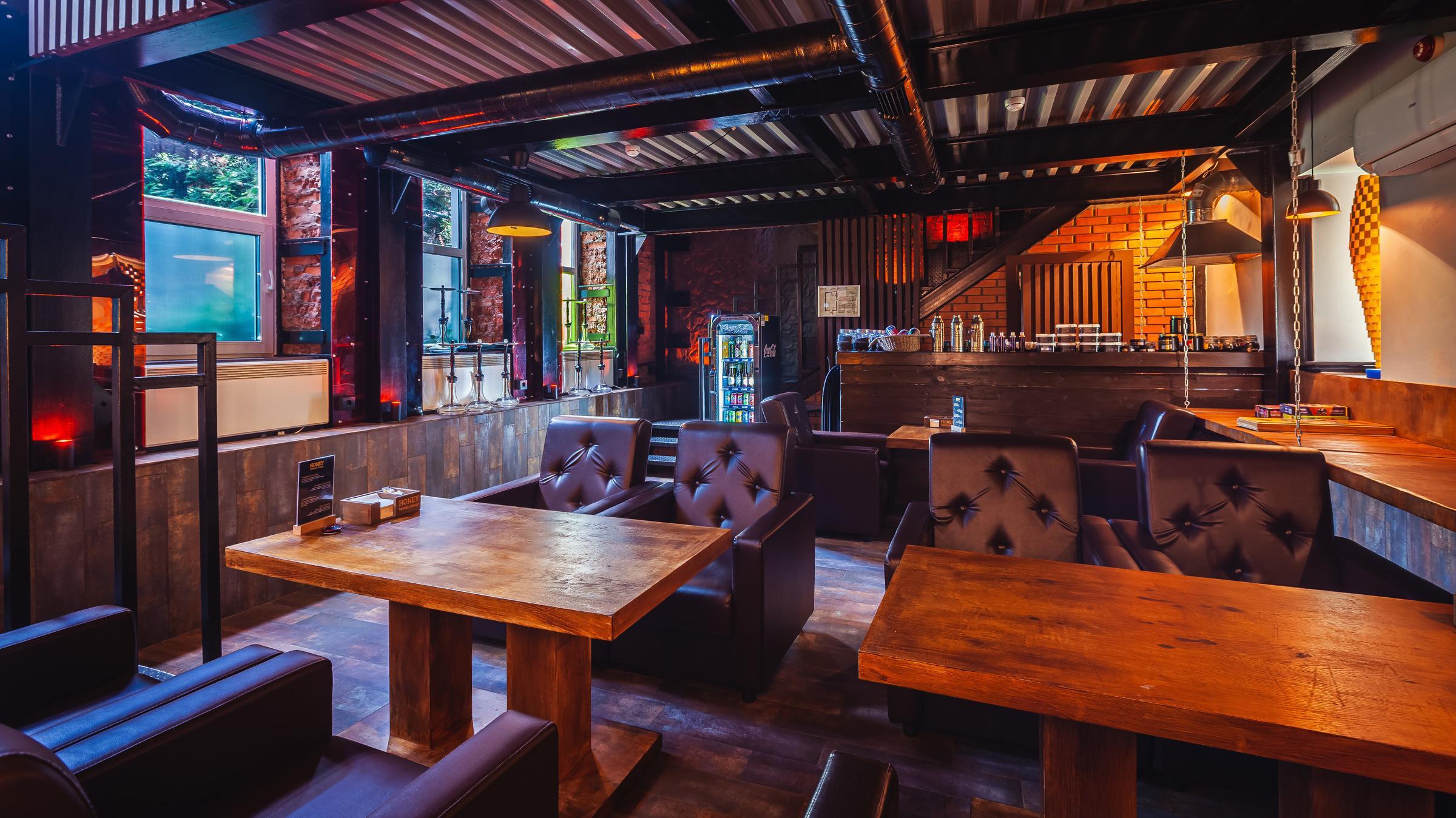 фотография Кальянной honey lounge на улице Александра Солженицына