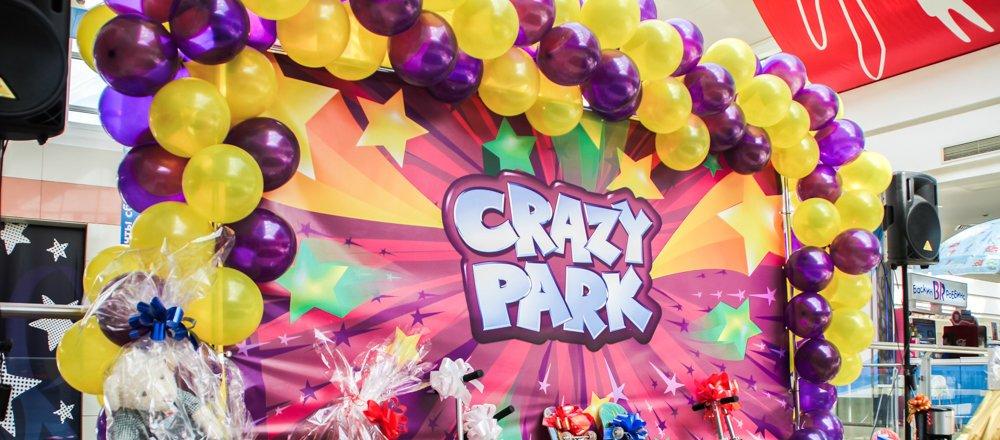 фотография Семейно-развлекательного центра Crazy Park в ТЦ Фестиваль