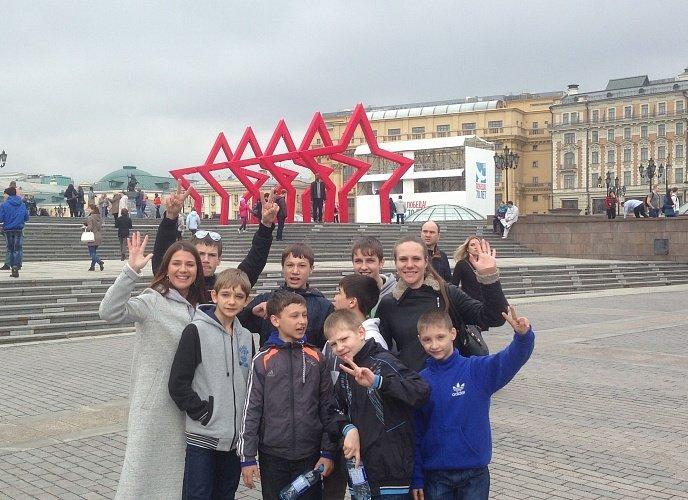 фотография Экскурсионного бюро А я в Москве в Елизаветинском переулке