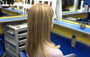 фотография Стрижки длинных волос