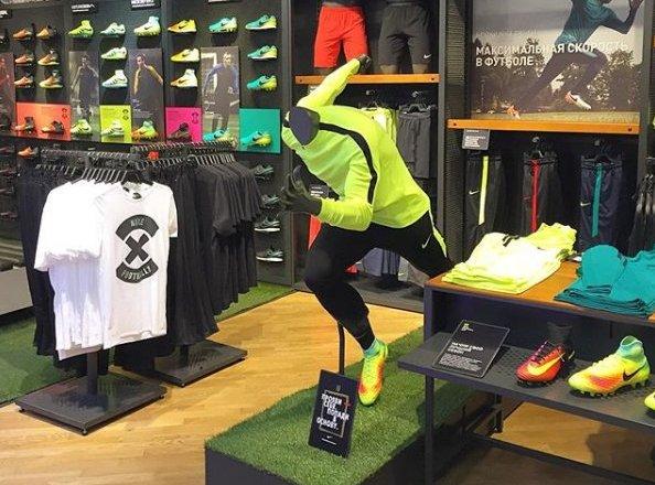 866127cd Фирменный магазин Nike в ТЦ Атриум - отзывы, фото, каталог товаров ...