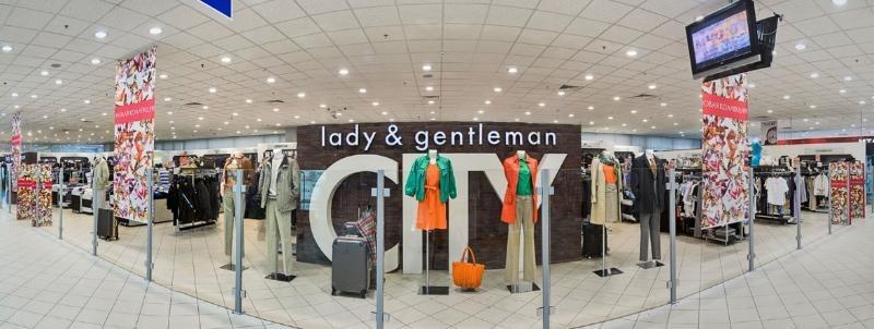 фотография Сеть универмагов lady & gentleman CITY в ТЦ Молодёжный