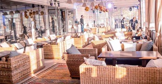 Круглосуточные кафе и рестораны в Москве Нашлось
