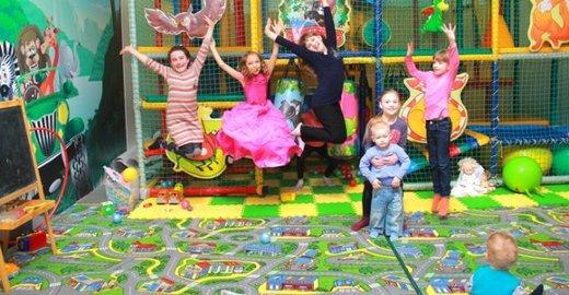 фотография Детский развлекательный центр Чунга-Чанга на улице Лобкова