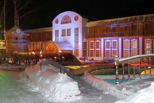 фотография Ресторанного комплекса Русь в Балашихе