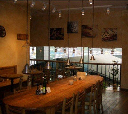 фотография Кафе-пекарни Хлеб Насущный на Пятницкой улице