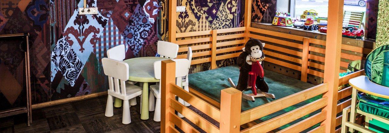 фотография Ресторана Чайхона №1 Братьев Васильчуков на метро Юго-Западная