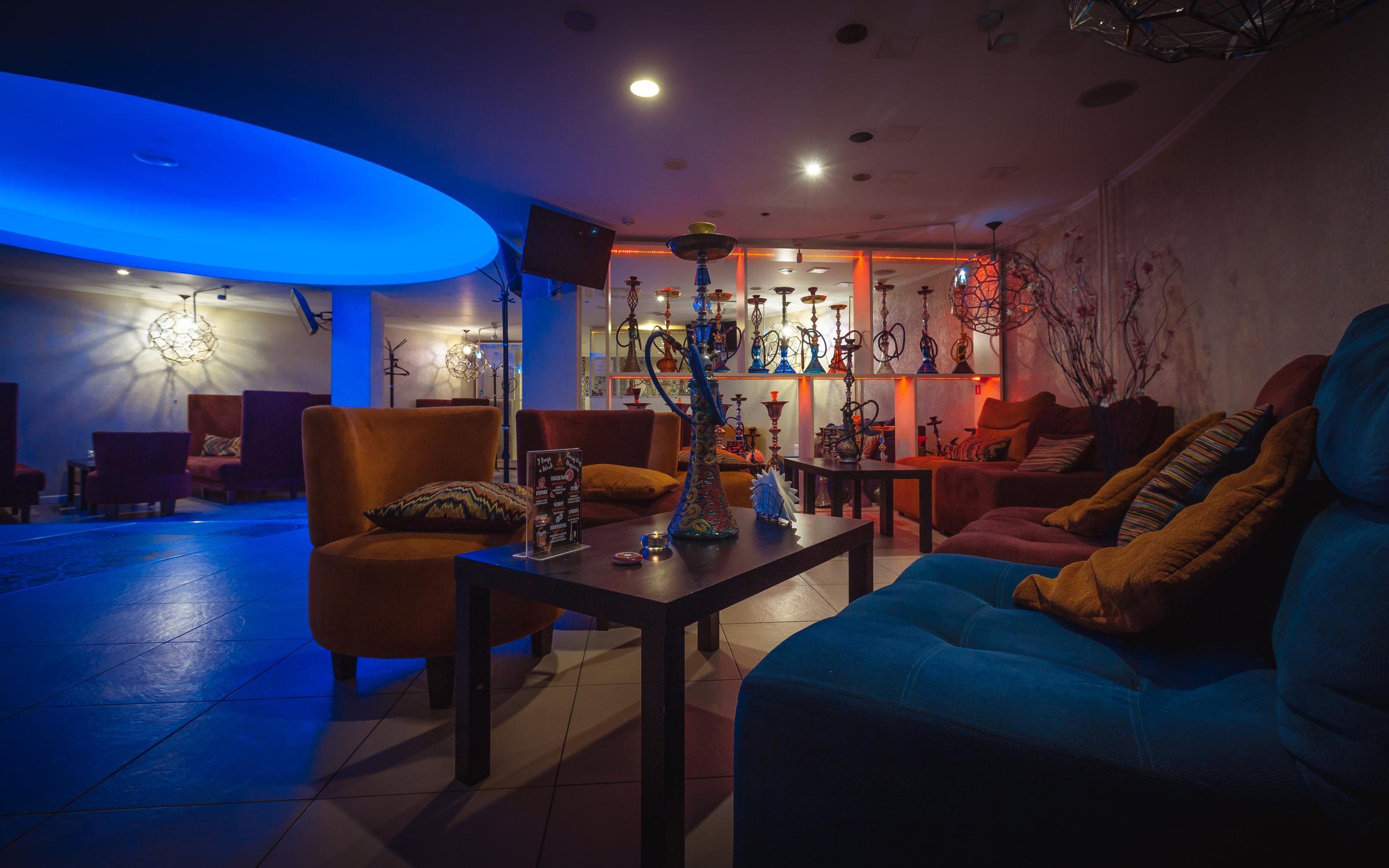 фотография Кальянной Paprika Lounge на Лётной улице в Мытищах