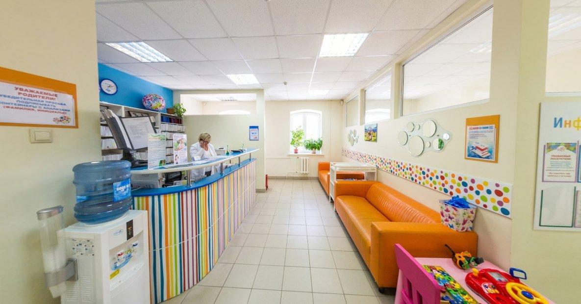 фотография Детской поликлиники Витамин в Студенческом переулке