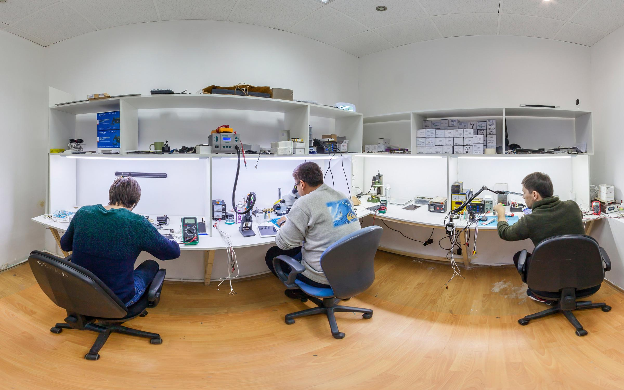 фотография Сервисного центра Gadget doc на Цветном бульваре