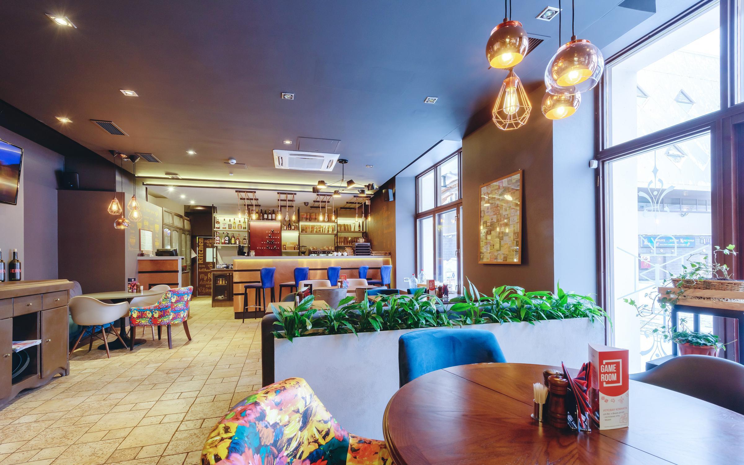 фотография Кальян-ресторана PAR на метро Сенная Площадь