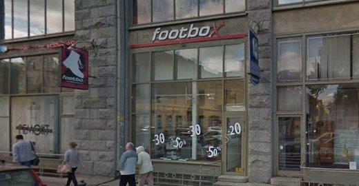 bce9a548867b Спортивный магазин FootBox на Литейном проспекте - отзывы, фото, каталог  товаров, цены, телефон, адрес и как добраться - Одежда и обувь -  Санкт-Петербург ...