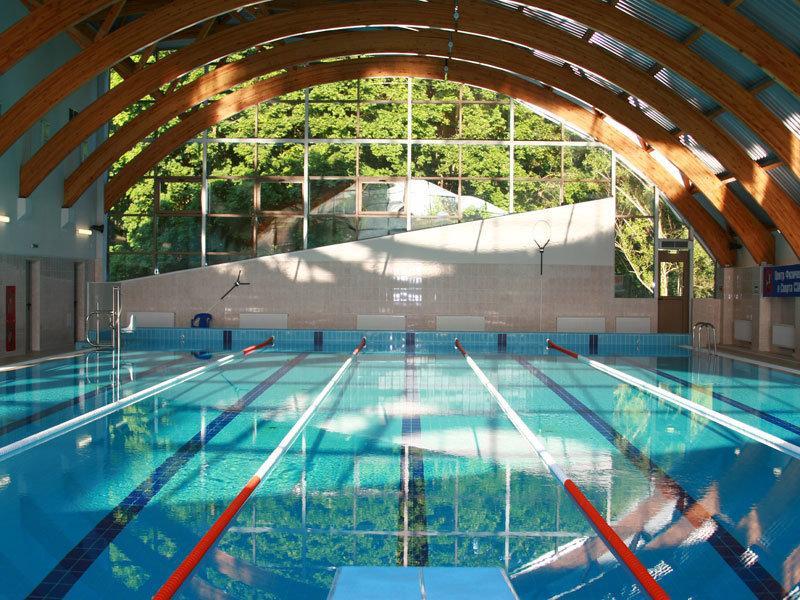 фотография ФОК бассейн Акватория на улице Вилиса Лациса