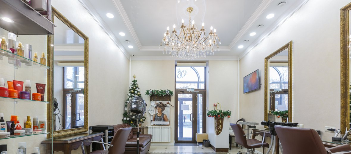 Фотогалерея - Салон красоты VS на улице Толстого