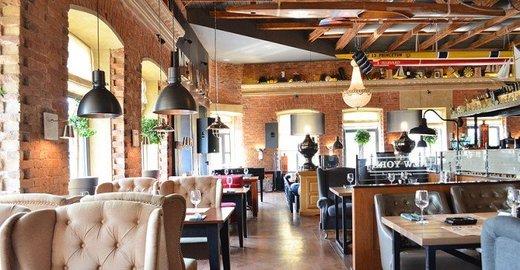 фотография Гриль-ресторан New York на Большой Садовой улице