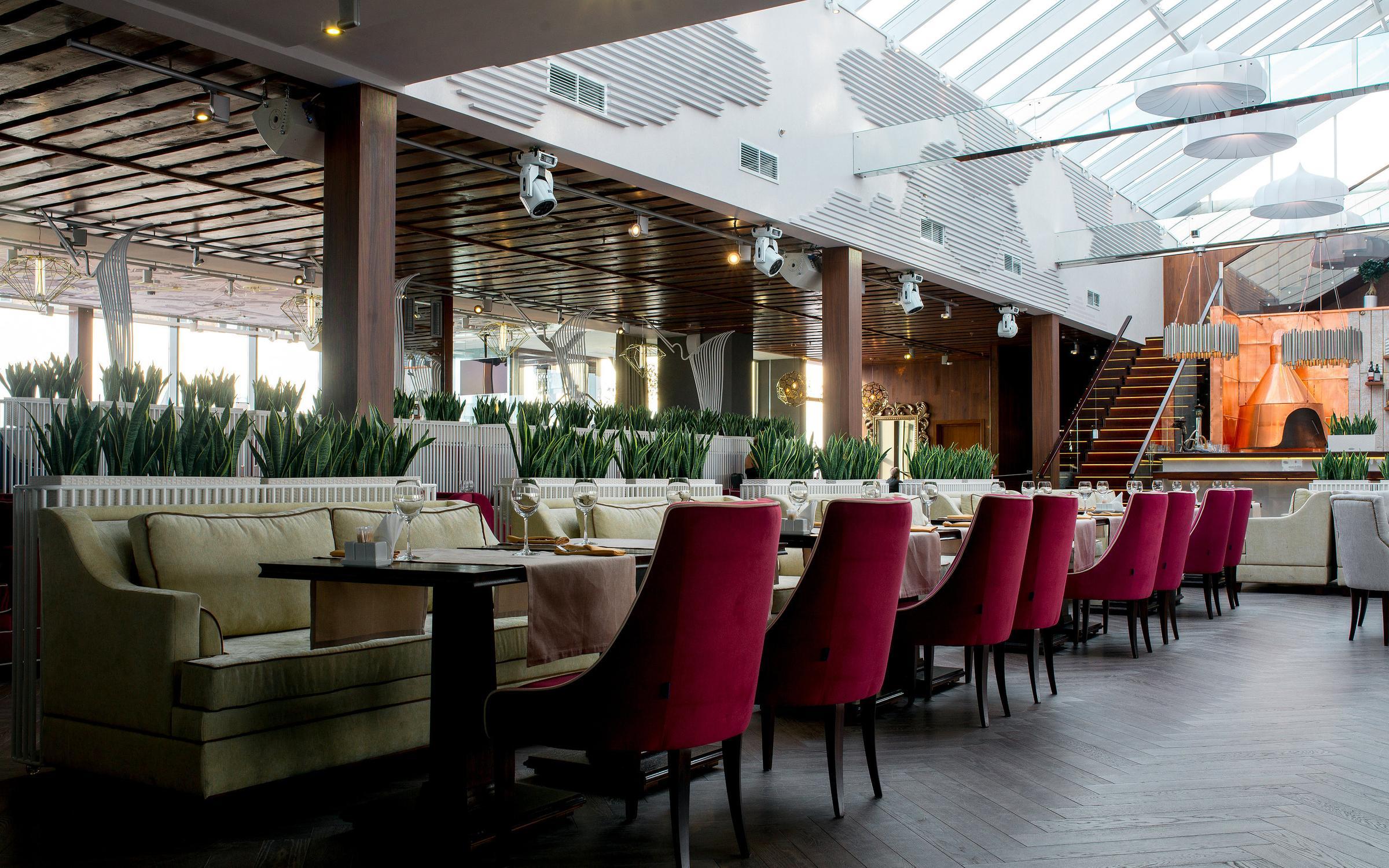 фотография Ресторана Небо на улице Ленина