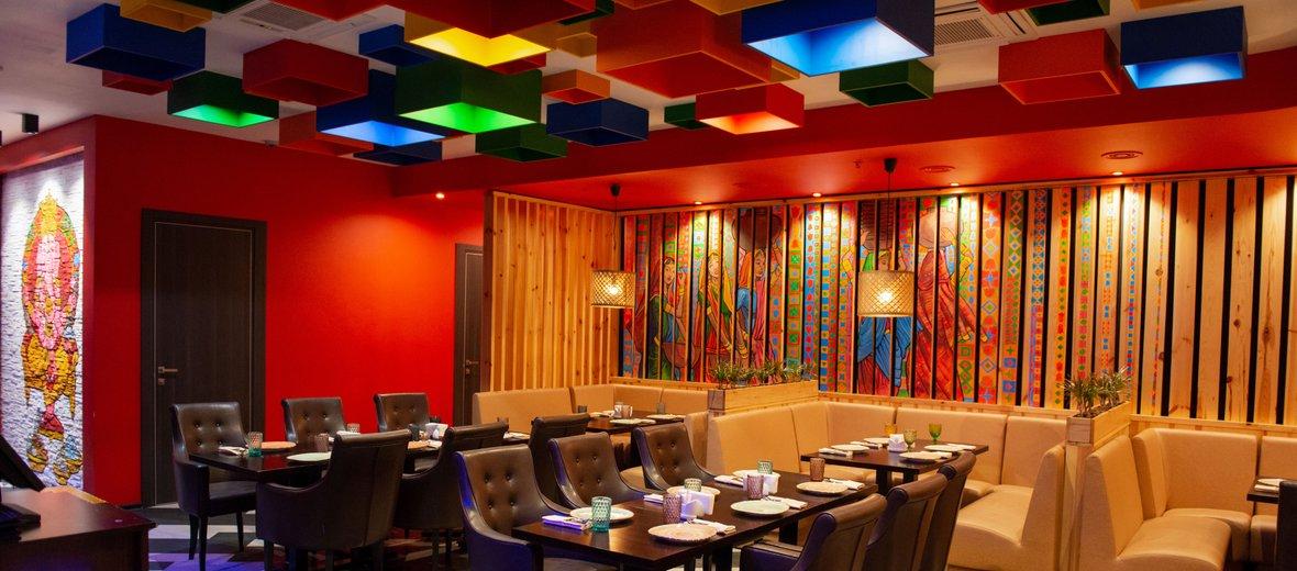 Фотогалерея - Ресторан Dhaba на Новолесной улице