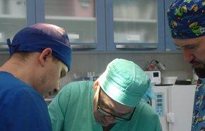 фотография Нейрохирургические операции для животных