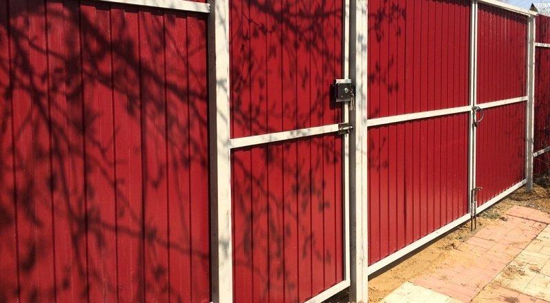 фотография Компании Апрель-Забор на Селезнёвской улице
