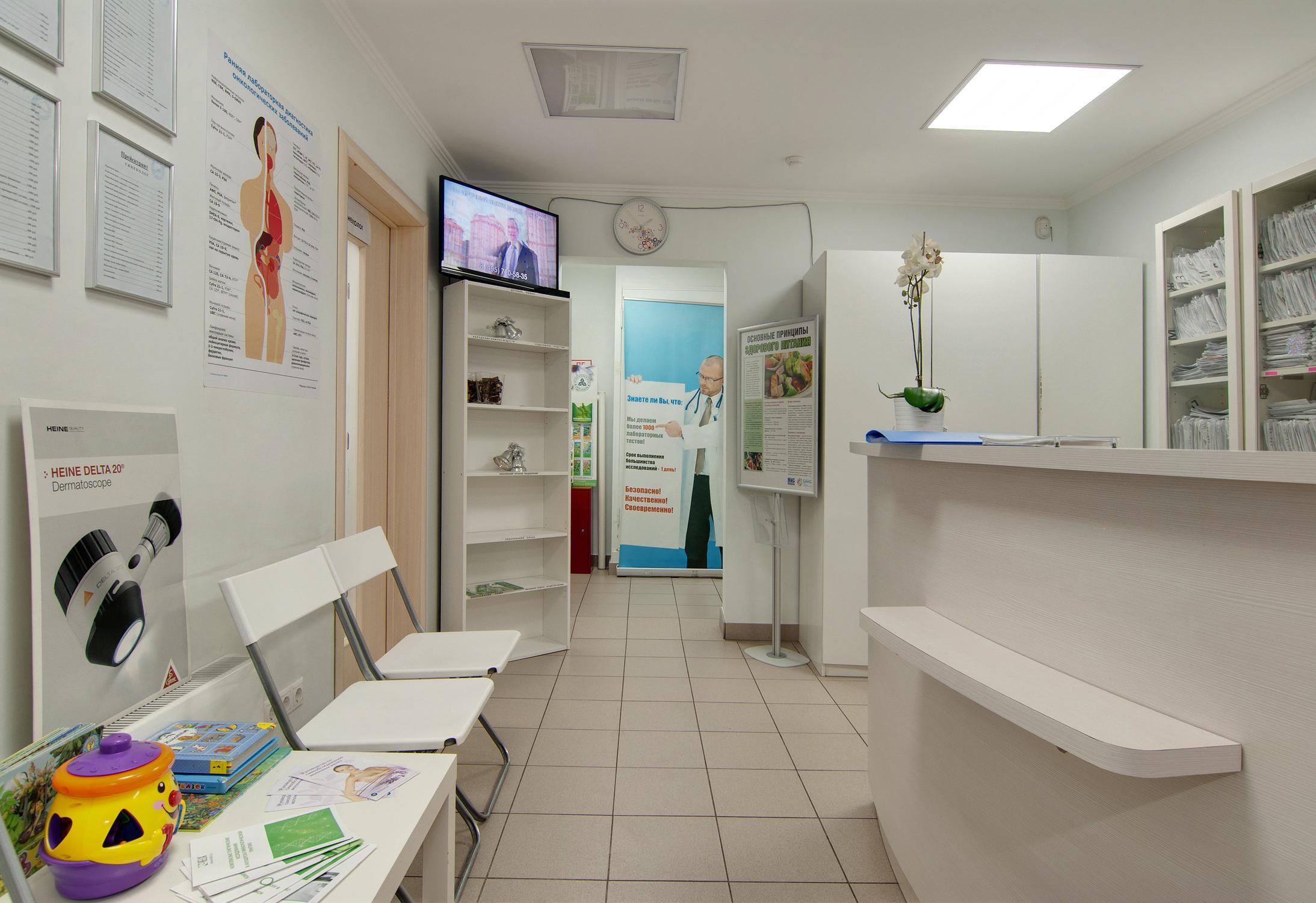 фотография Медицинского центра Парацельс на улице Дыбенко
