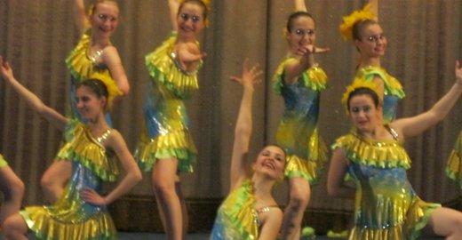 фотография Школы танцев ОГНИ на Сухаревской на Сухаревской